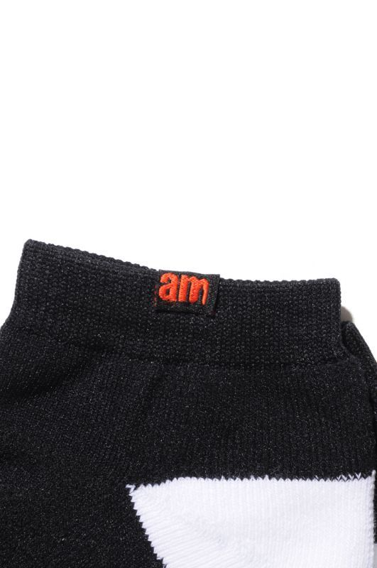 画像3: 【am】AM LOGO SHORT SOCKS