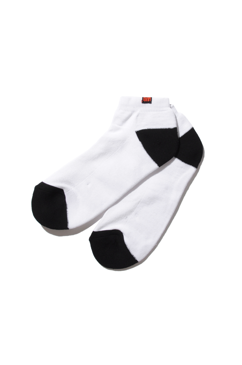 画像2: 【am】AM LOGO SHORT SOCKS