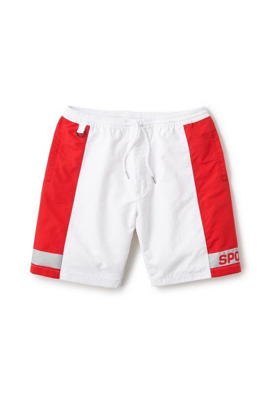 画像2: 【INTERBREED】IB Sports Divided Nylon Shorts