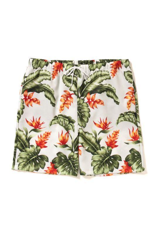 画像1: 【APPLEBUM】Aloha Swim Pants