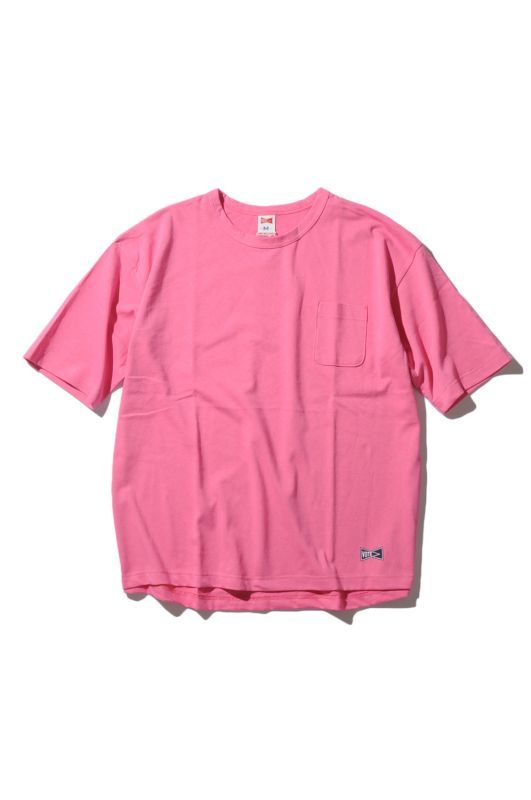 画像1: 【VOTE MAKE NEW CLOTHES】 STANDARD PKT TEE (1)