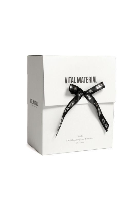 画像2: 【VITAL MATERIAL】リードディフューザー ネロリ