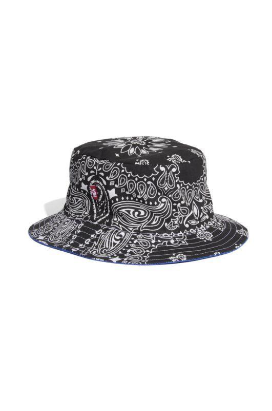 画像1: 【HIDEANDSEEK】Bandanna Bucket Hat