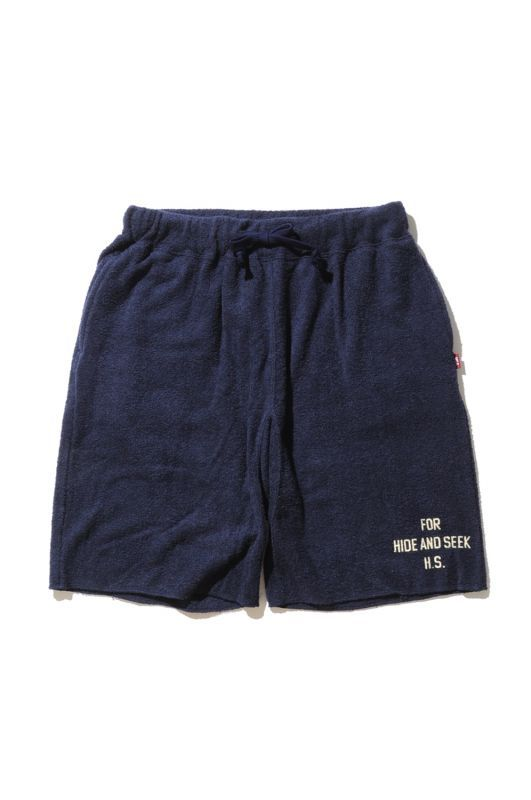画像1: 【HIDEANDSEEK】Pile Shorts