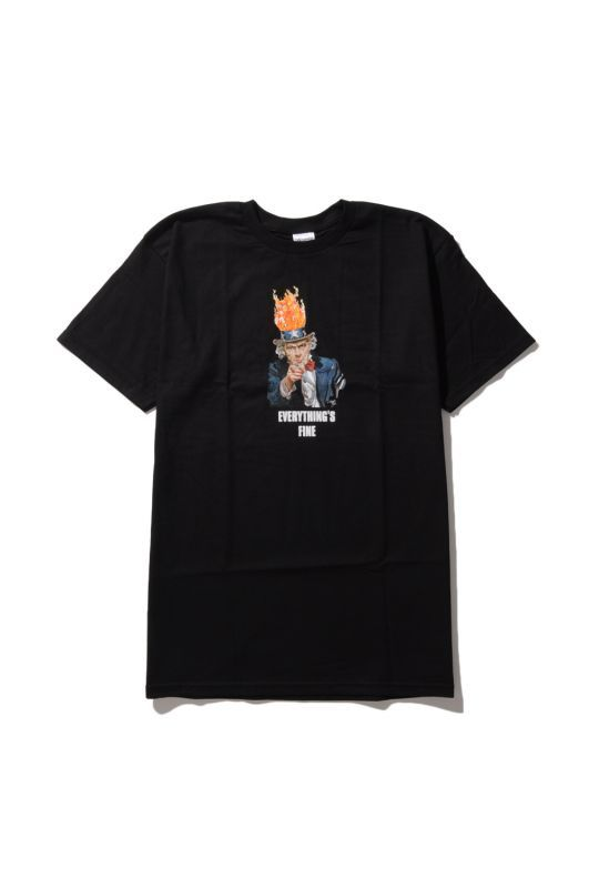 画像1: 【ACAPULCO GOLD】EVERYTHING'S FINE TEE