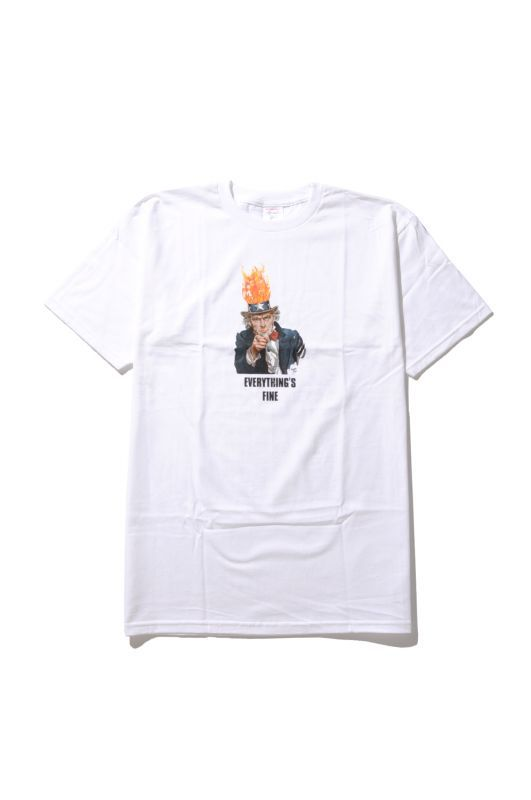 画像2: 【ACAPULCO GOLD】EVERYTHING'S FINE TEE