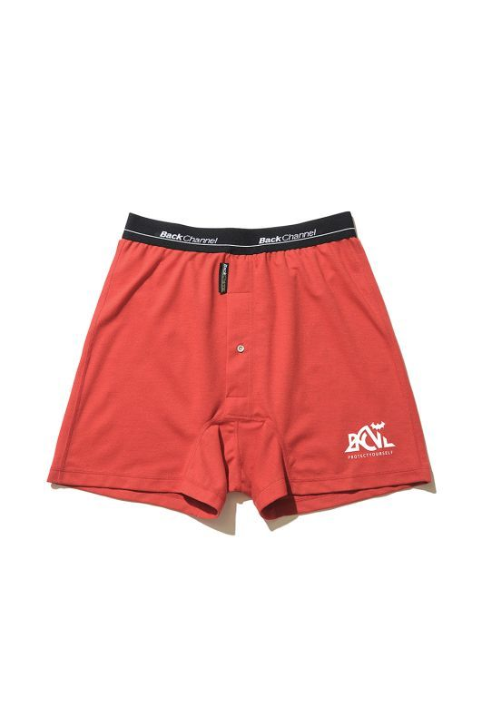 画像2: 【Back Channel】OUTDOOR LOGO UNDERWEAR
