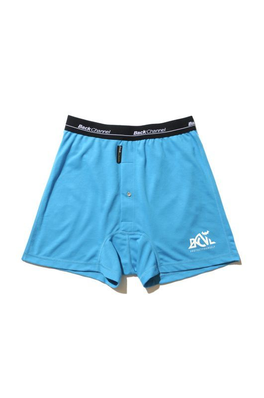 画像1: 【Back Channel】OUTDOOR LOGO UNDERWEAR