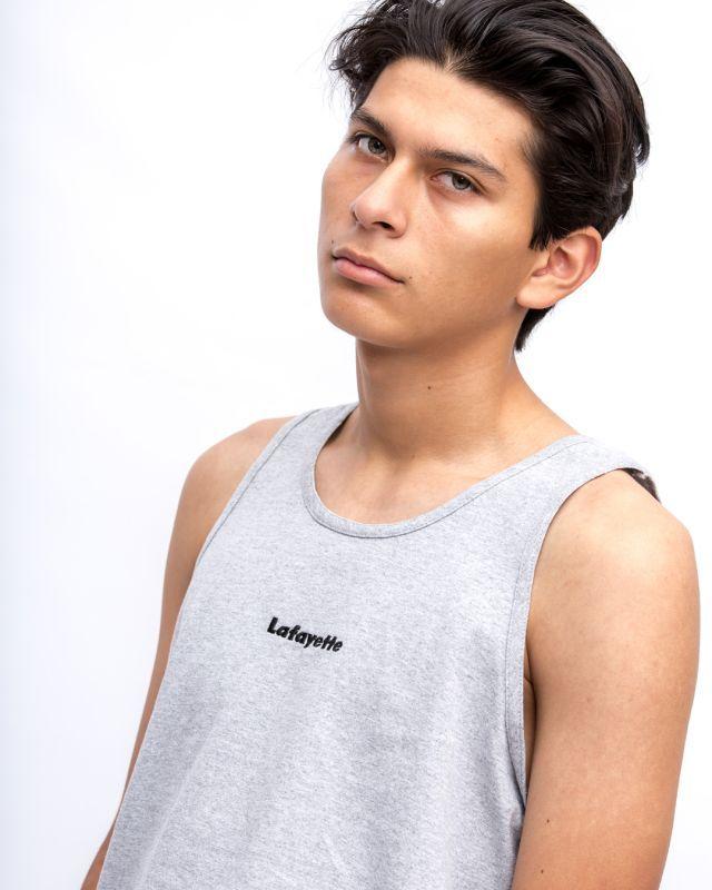 画像2: 【LAFAYETTE】SMALL Lafayette LOGO TANK TOP
