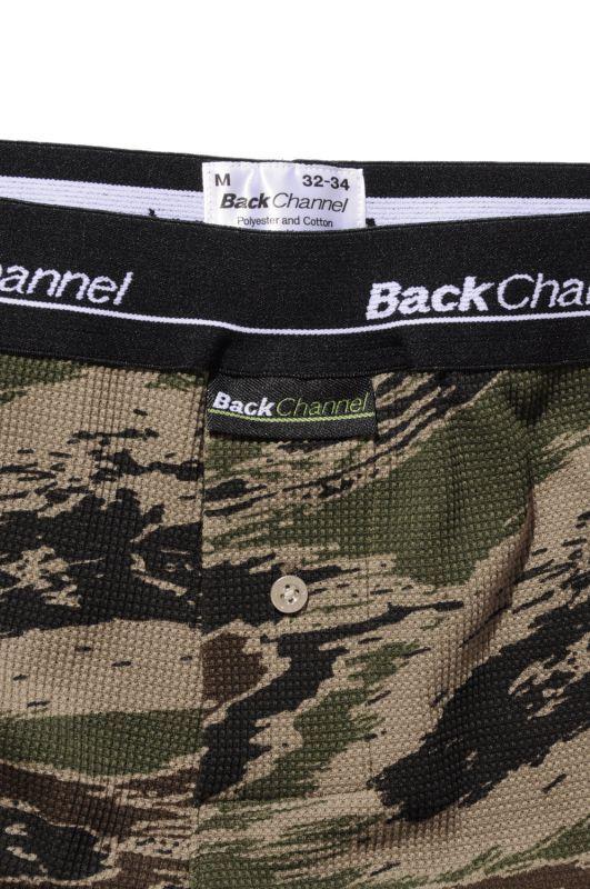 画像5: 【Back Channel】THERMAL BOXER UNDERWEAR