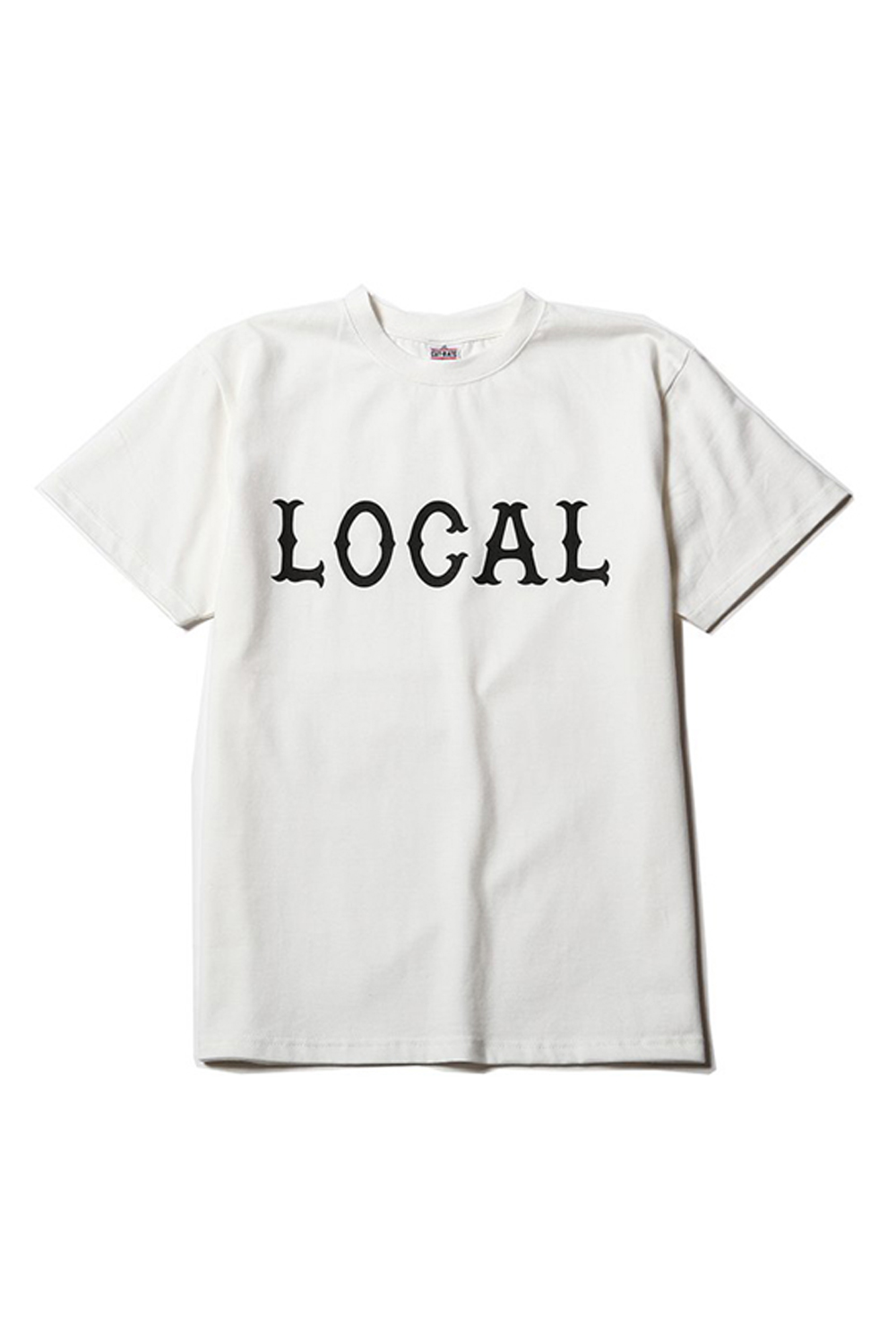 画像1: 【CUTRATE】LOCAL T-SHIRT