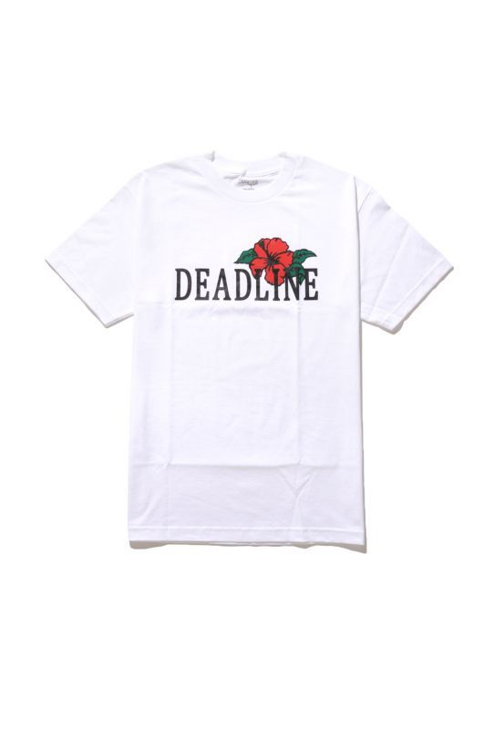 画像1: 【DEADLINE】Flower Tee