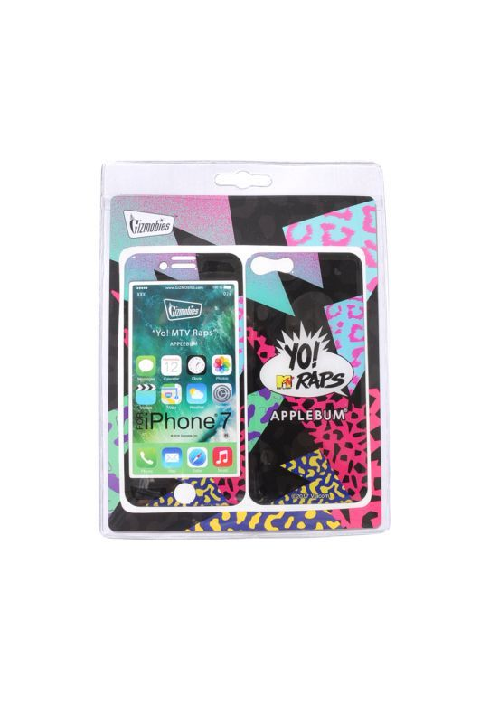 "画像1: 【APPLEBUM】""Yo! MTV Raps"" iPhone Cover (Gizmobies)"