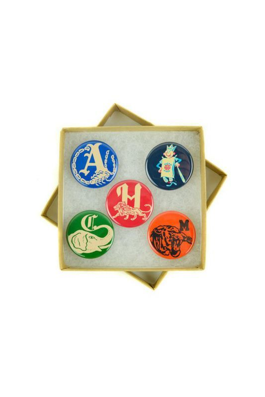 画像1: 【PRIVILEGE】EBBETS CUBAN PIN SET