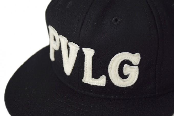 画像4: 【PRIVILEGE】x EBBETS F. PVLGBALL CAP