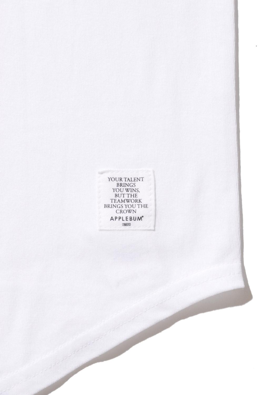 画像4: 【APPLEBUM】Nice Applebum Raglan 3/4 Sleeve T-shirt
