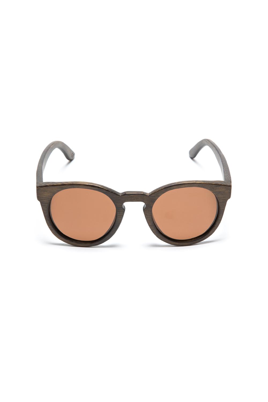 画像1: 【APPLEBUM】Wood Sunglass (1)