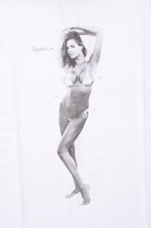 画像3: 【APPLEBUM】Nice Applebum Raglan 3/4 Sleeve T-shirt