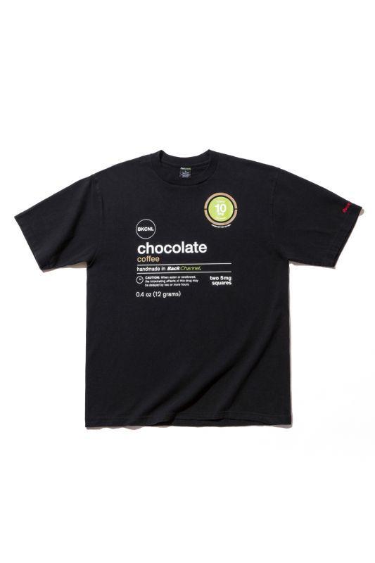 画像1: 【Back Channel】CHOCOLATE T