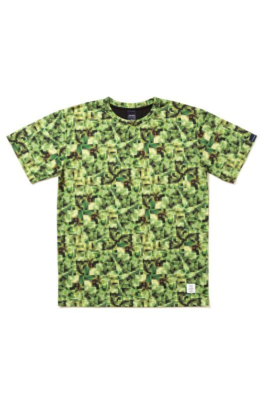 画像1: 【APPLEBUM】Pixel T-shirt
