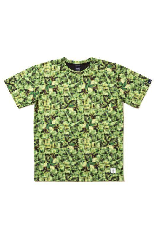 画像1: 【APPLEBUM】Pixel T-shirt (1)