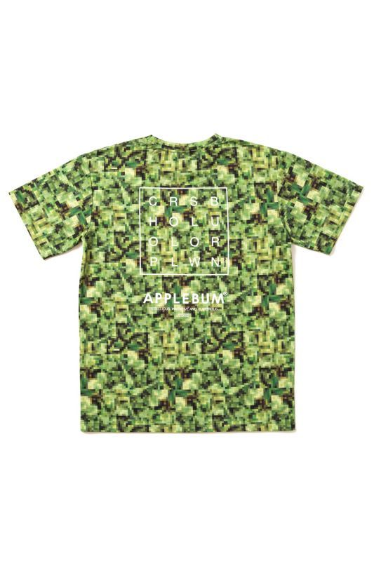 画像2: 【APPLEBUM】Pixel T-shirt