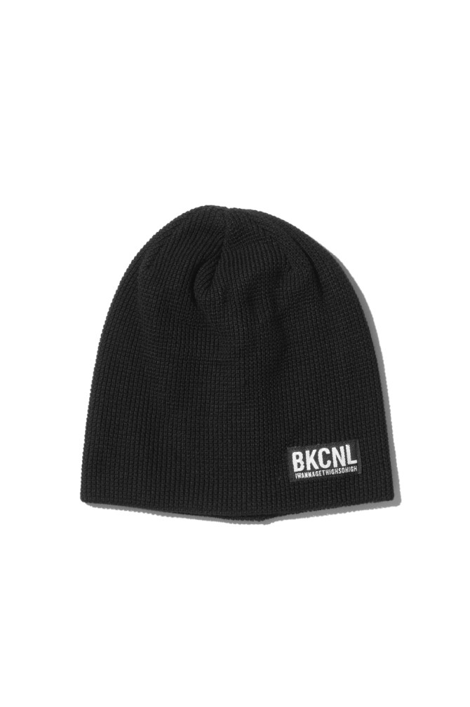 画像1: 【Back Channel】THERMAL BEANIE CAP