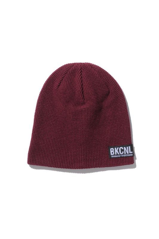 画像3: 【Back Channel】THERMAL BEANIE CAP