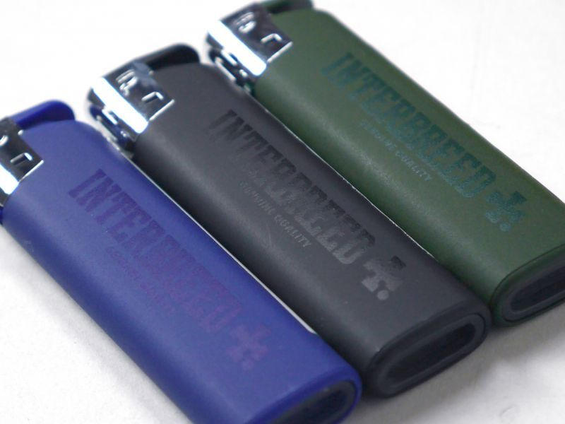 画像3: 【INTERBREED】Rolling Logo Lighter