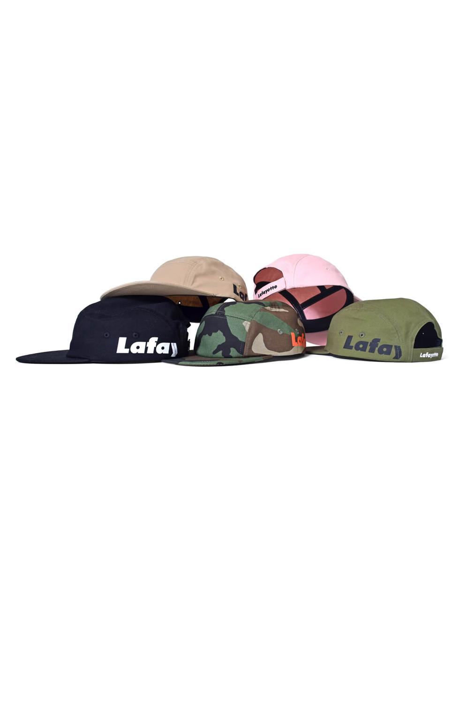 画像1: 【LAFAYETTE】SIDE LOGO JET CAP