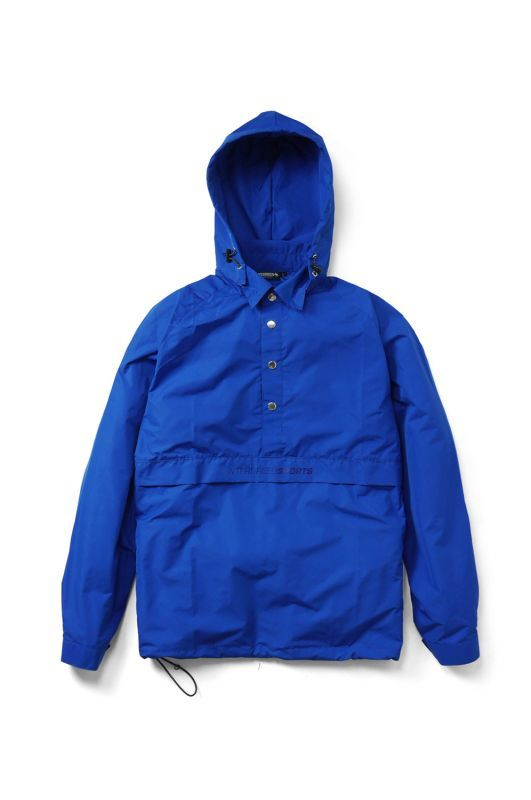 "画像1: 【INTERBREED】ACTIVE SERVICE ""IB SPORTS Packable Anorak"" (1)"