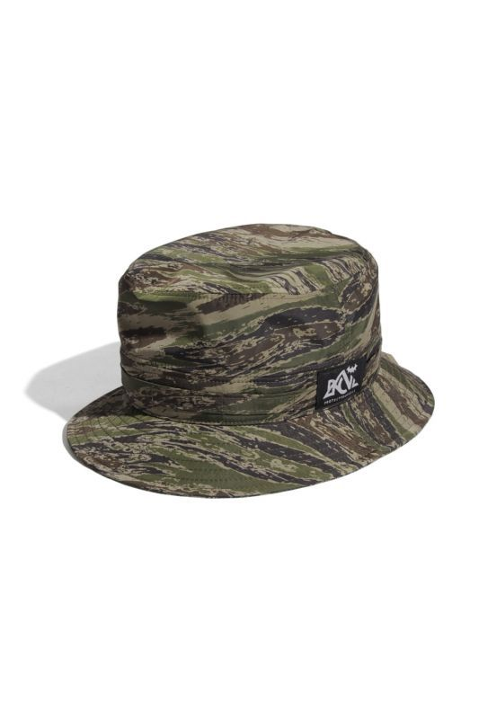 画像1: 【Back Channel】NYLON 3LAYER BUSH HAT