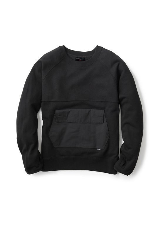 "画像1: 【INTERBREED】ACTIVE SERVICE ""Thermic Sweat Crew"" (1)"