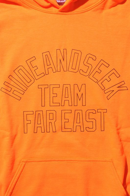 画像4: 【HIDEANDSEEK】TEAM FAR EAST Sweat Parka