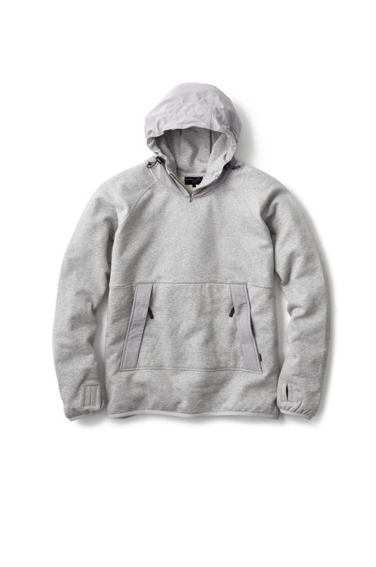 "画像1: 【INTERBREED】ACTIVE SERVICE ""Thermic Tech Hoodie"""