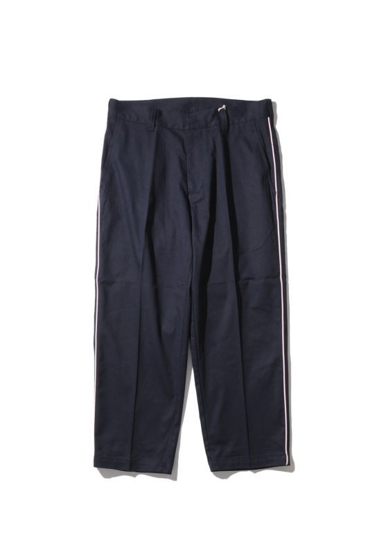 画像1: 【VOTE MAKE NEW CLOTHES】ANKLE PT W/LINE (1)