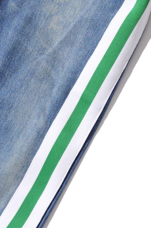 画像4: 【VOTE MAKE NEW CLOTHES】3D DENIM W/LINE(66)