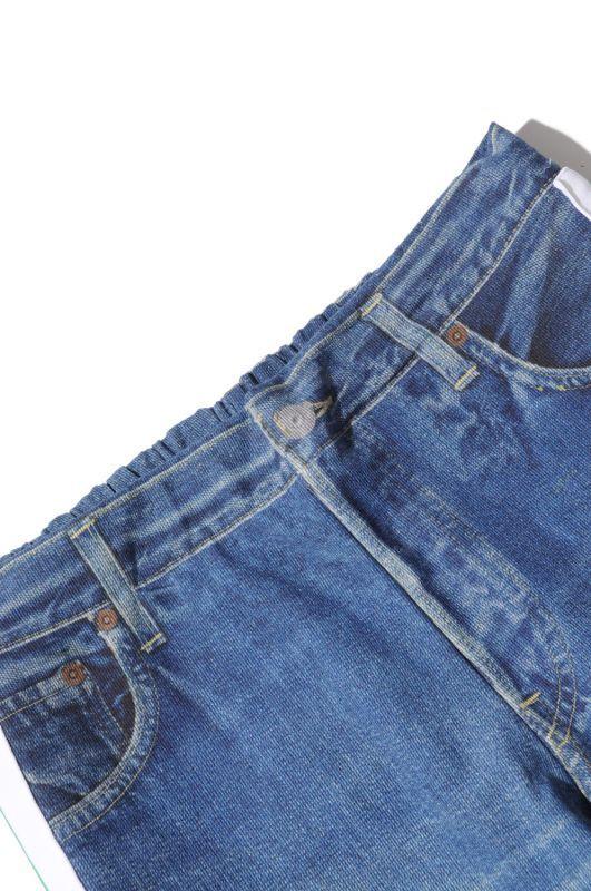 画像3: 【VOTE MAKE NEW CLOTHES】3D DENIM W/LINE(66)