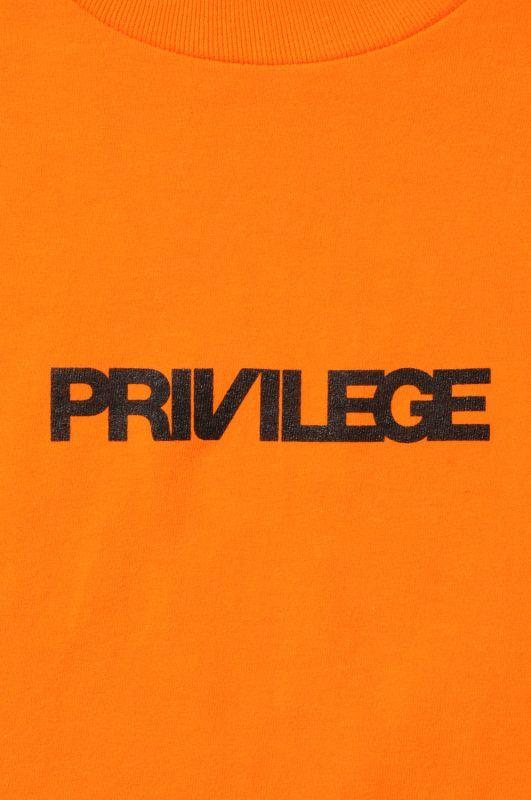 画像2: 【PRIVILEGE】PRIVILEGE NAGOYA ANNIVERSALY SMALL CORE LOGO TEE
