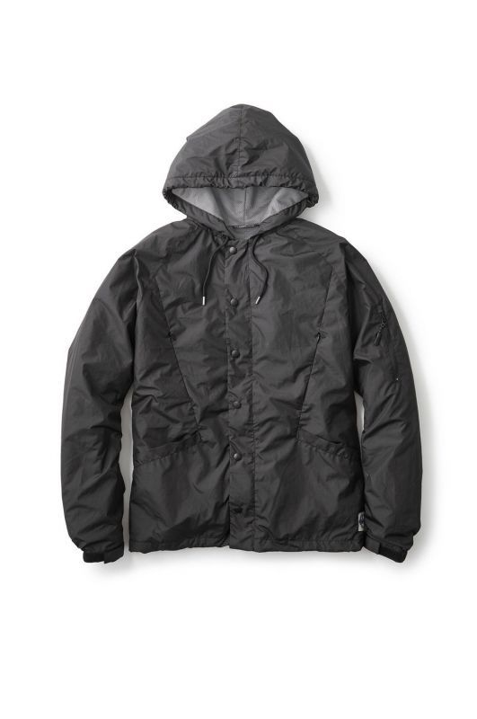 "画像1: 【INTERBREED】ACTIVE SERVICE ""Comfortable Hooded Coach"" (1)"