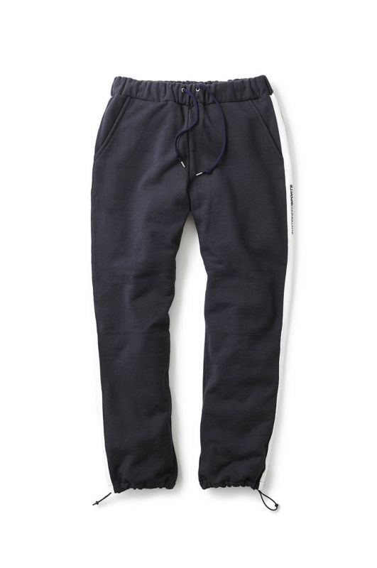 画像1: 【INTERBREED】Side Line Sweat Pants  (1)