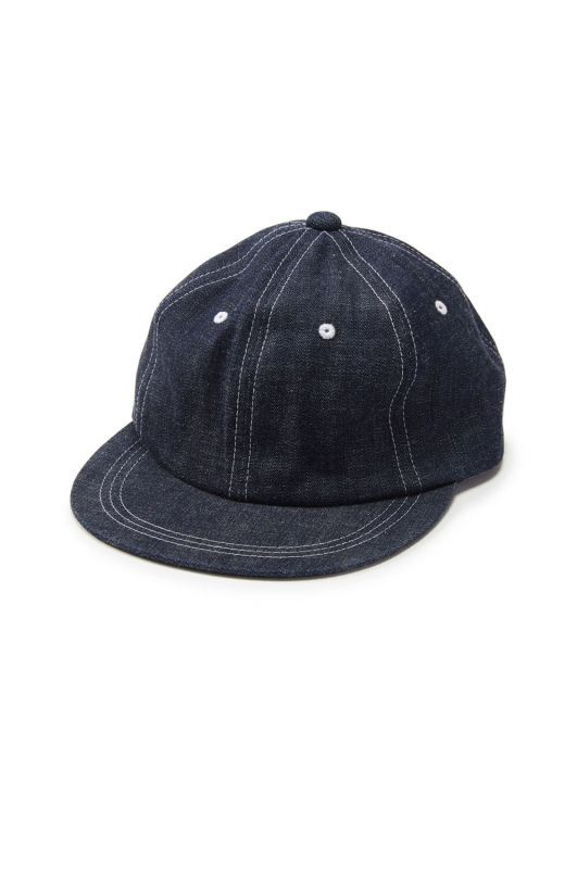 "画像1: 【INTERBREED】Selvedge Supply ""Workers Ball Cap"""