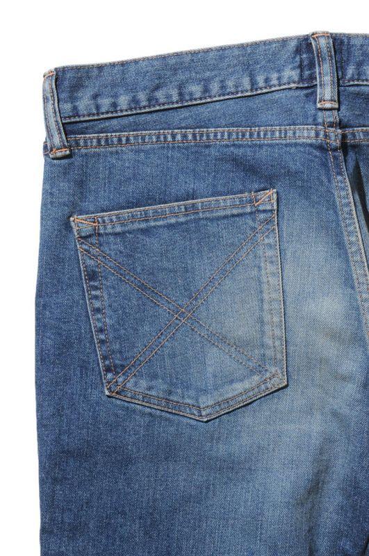 画像5: 【CUTRATE】USED SKINY DENIM PANTS