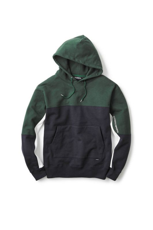画像1: 【INTERBREED】Road Racer Switching Hoodie (1)