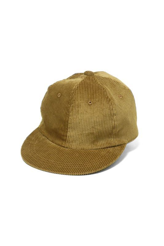 画像1: 【INTERBREED】Corduroy Ball Cap