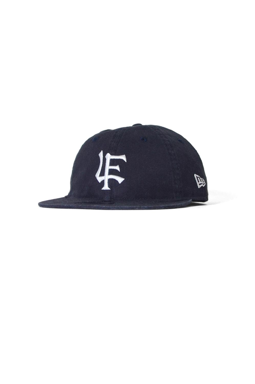 画像1: 【LAFAYETTE】Lafayette × NEW ERA LF LOGO 9TWENTY FLAT VISOR CAP
