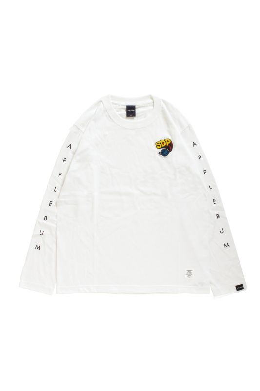 "画像1: 【APPLEBUM】""SDP Earth Logo"" L/S T-shirt"