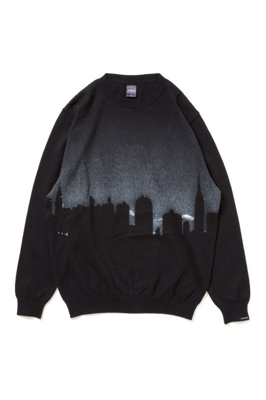 "画像1: 【APPLEBUM】""CITY"" Crew Sweater"