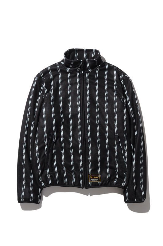 画像1: 【CUTRATE】FLEECE ZIP UP JACKET