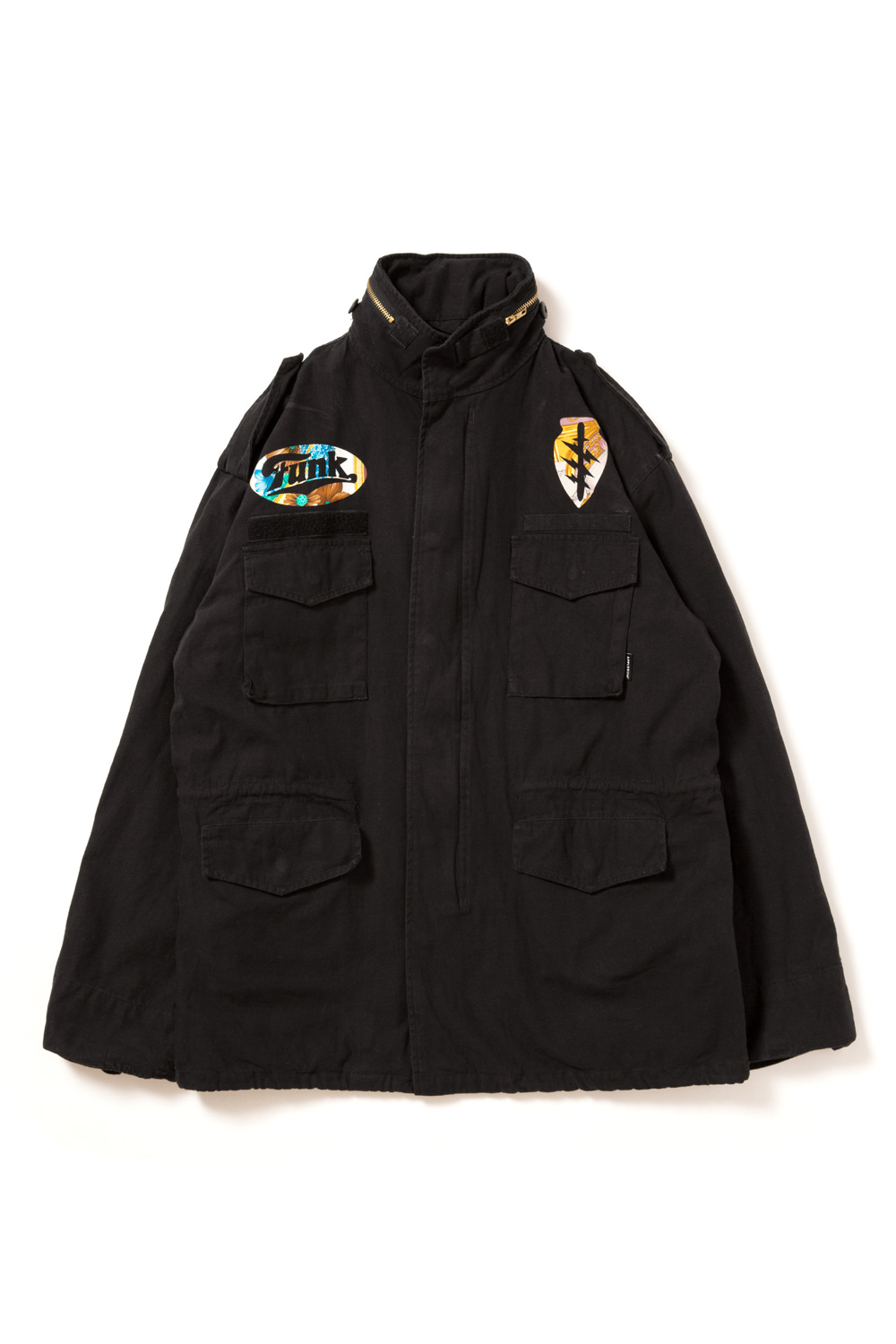 "画像1: 【APPLEBUM】PLAY for APPLEBUM ""LOVE"" M65 Jacket"